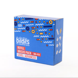 Refill brick pack advanced product image